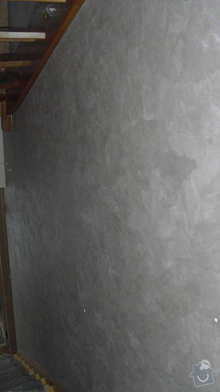 Benátský štuk Ottocentto a malování: CIMG2083