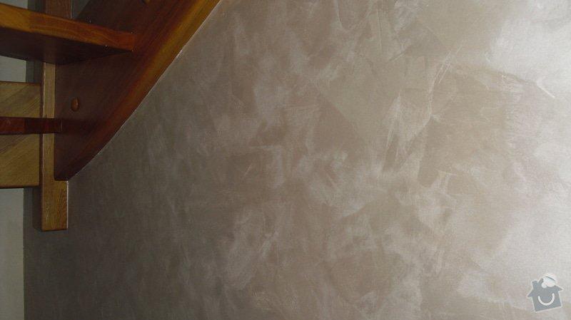 Benátský štuk Ottocentto a malování: CIMG2091