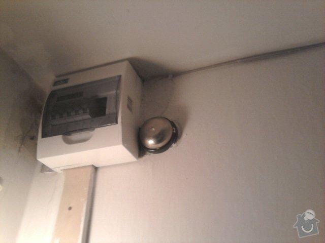 Výměna plynového sporáku za 3F elektrický: Fotografie1121