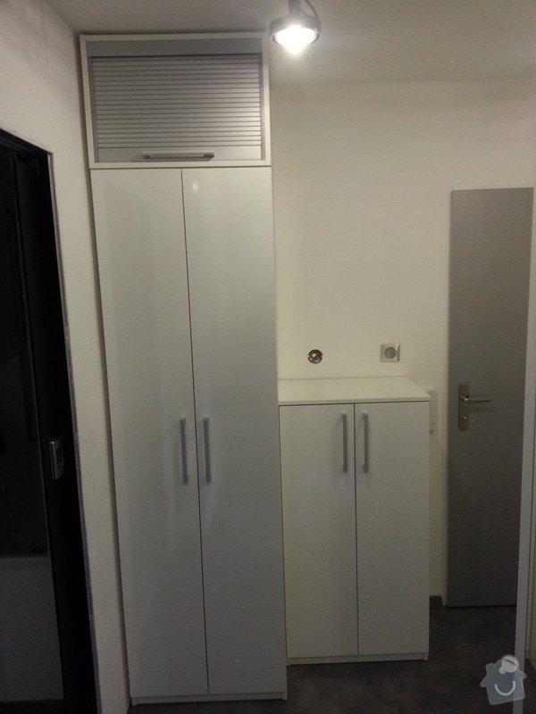 Šatní skříně do předsíně: 20130206_172936