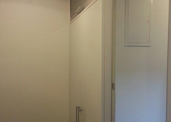 Šatní skříně do předsíně