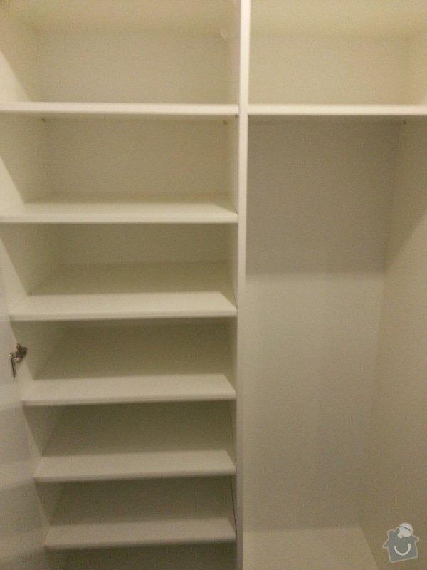Šatní skříně do předsíně: 20130206_173008