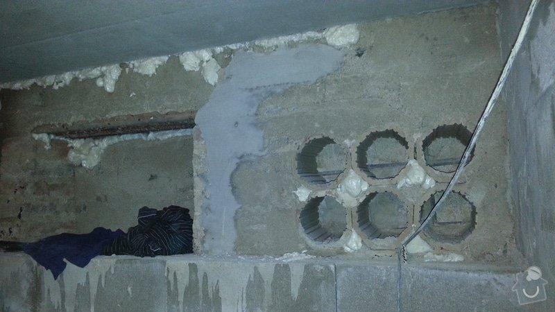 Rekonstrukce sklepní místnosti v RD: 20121116_185610
