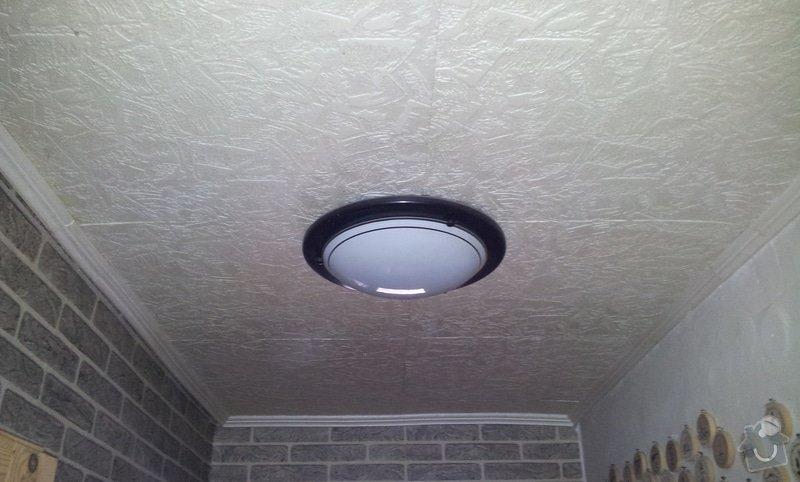 Montáž sádrokartonových stropů: 20130128_103518