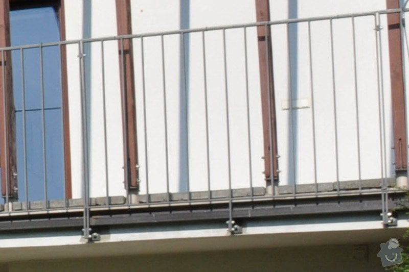 Balkonové zábradlí: Zabradli1