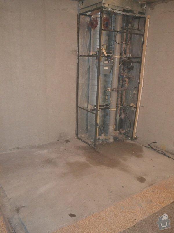 Rrekonstrukce bytového jádra s přípravou instalací pro rekonstrukci kuchyně: DSC_0964