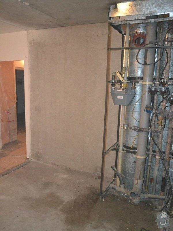 Rrekonstrukce bytového jádra s přípravou instalací pro rekonstrukci kuchyně: DSC_0965
