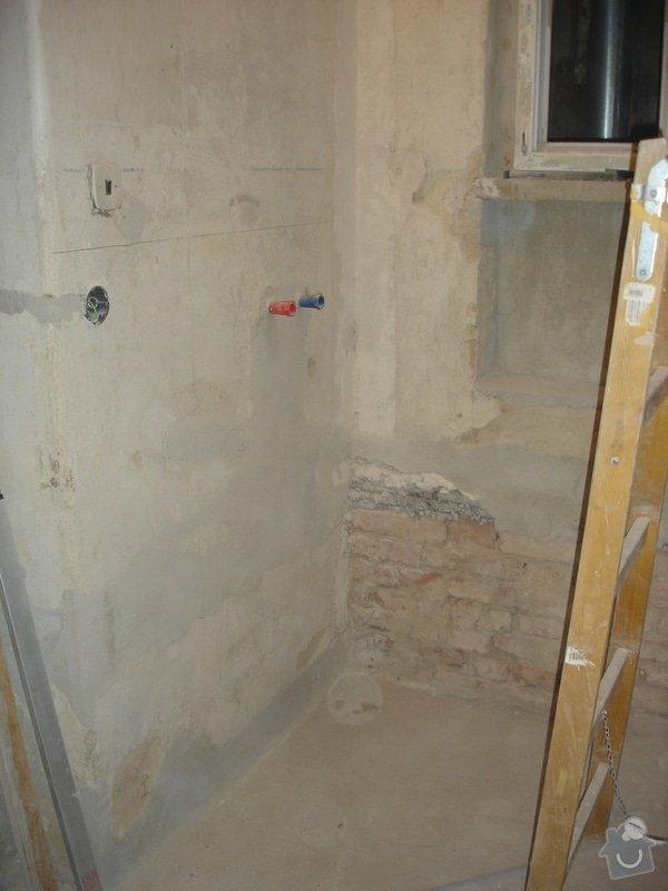 Rekonstrukce koupelny: DSC00666
