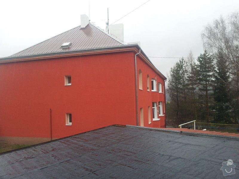 Zateplení bytového domu: 20130204_133723