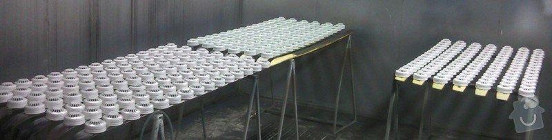Lakování (nástřik, stříkání) plastových dílů: Fotografie-c0099
