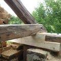 Oprava krovu pokladka krytiny satjam p1000056