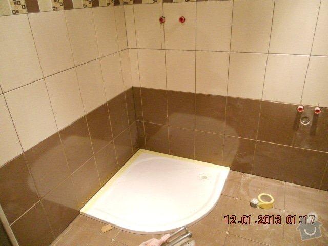 Rekonstrukce RD k rekreaci: sprchovy_kout