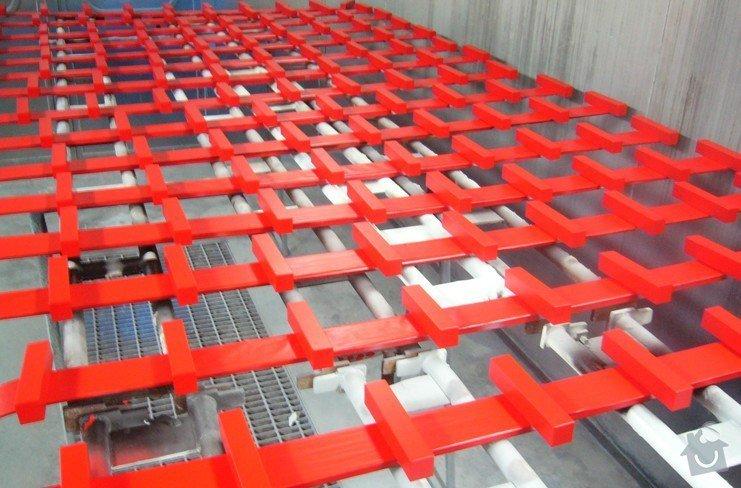 Lakování (nástřik, stříkání) plastových dílů: P1030629