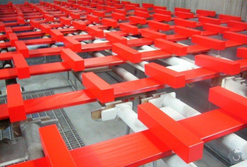 Lakování (nástřik, stříkání) plastových dílů: P1030633