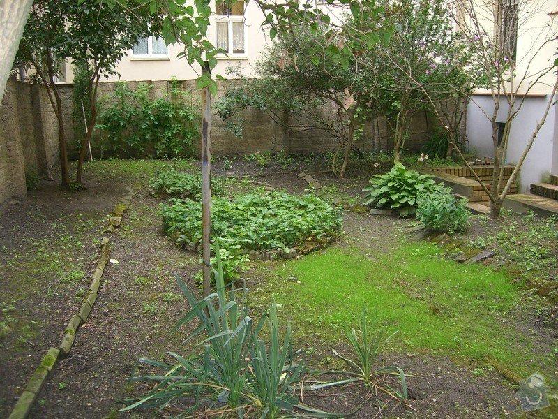 Revitalizace zahrady.: CIMG0051