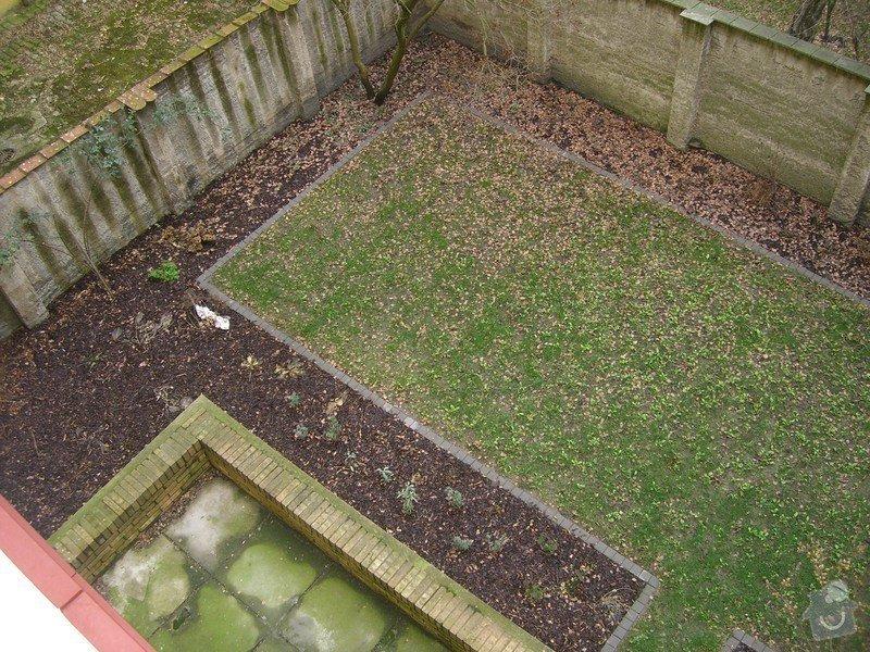 Revitalizace zahrady.: prace_001