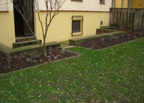 Revitalizace zahrady.