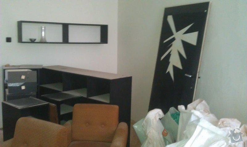 Odvoz nábytku a desek do sběrného dvora: IMAG0451