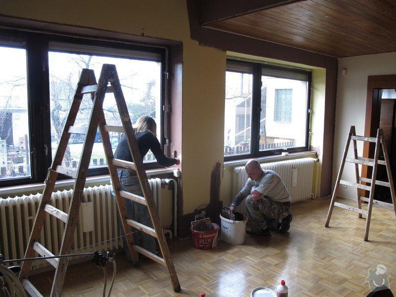 Renovace dřevěné podlahy a malování: podlaha_003