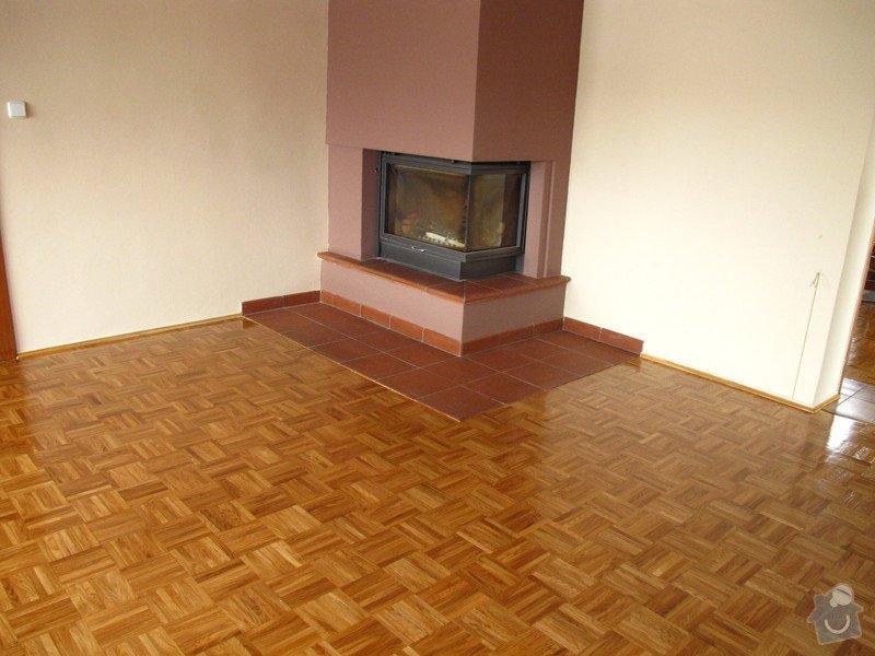 Renovace dřevěné podlahy a malování: podlaha_006