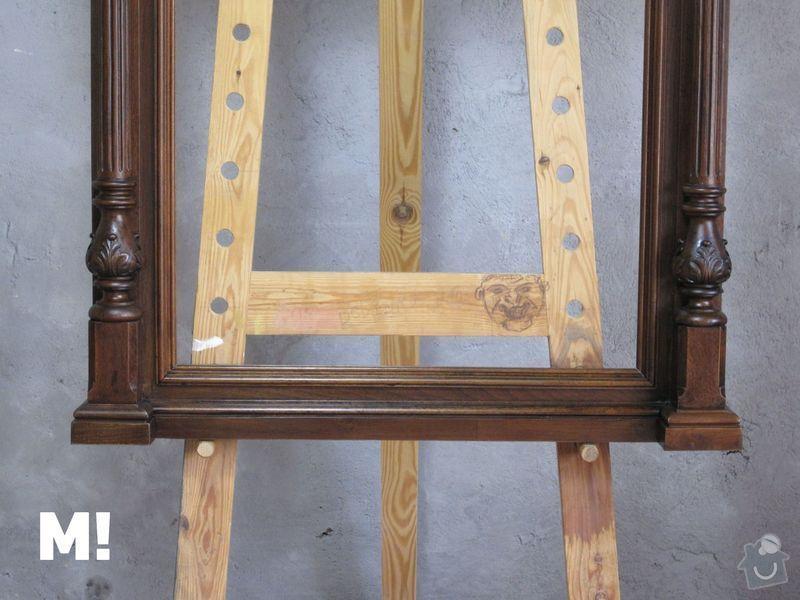 Restaurování zrcadla: IMG_6106