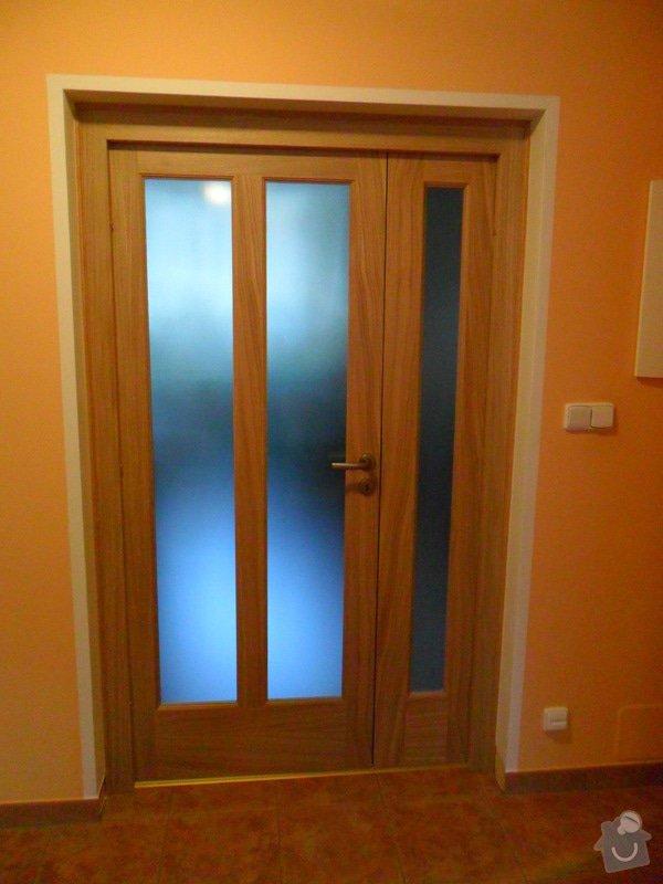 Masivní interiérové dveře včetně zárubně: SAM_0661_dvere_masiv