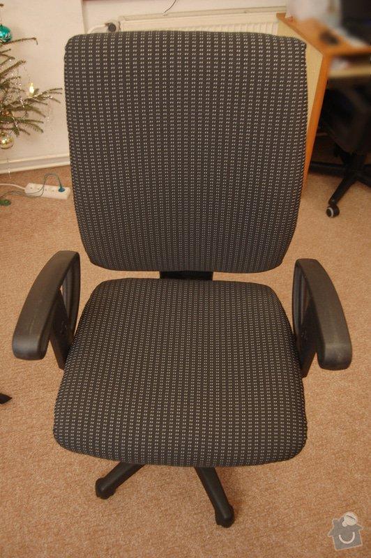 Čalounění sedáku a opěradla židle: DSC_0020_res