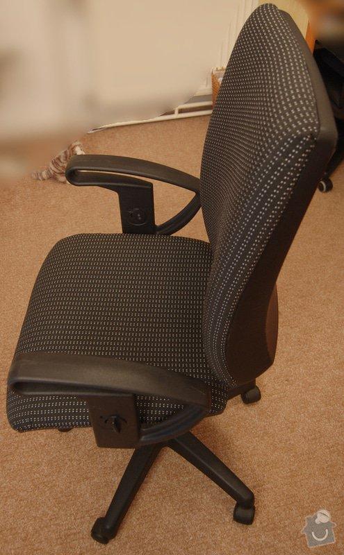 Čalounění sedáku a opěradla židle: DSC_0021_res