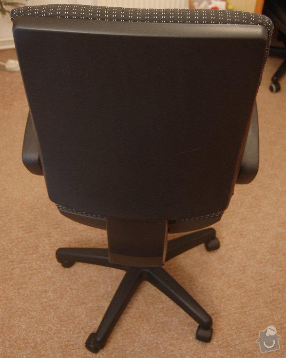 Čalounění sedáku a opěradla židle: DSC_0022_res