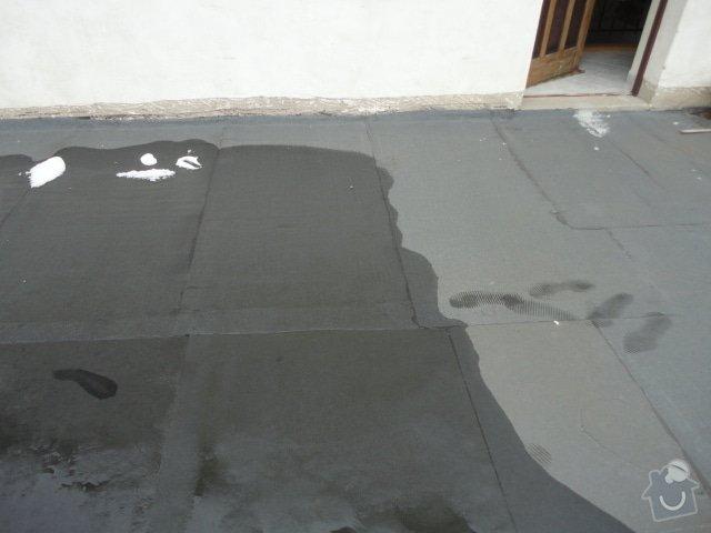 Opravu-rekonstrukci ploché střechy: DSC01742