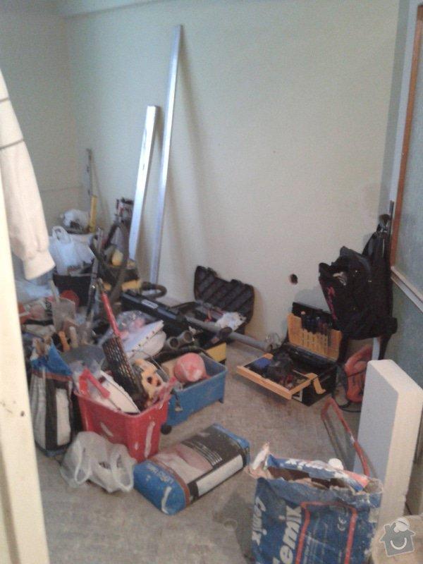 Rekonstrukce bytu 2+1: 20130116_142255
