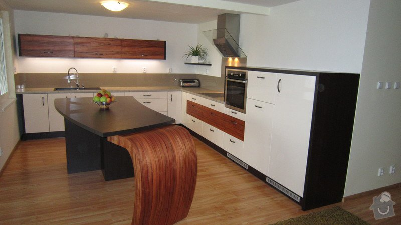 Návrh  a výroba kuchyňské linky: IMG_0656_3_