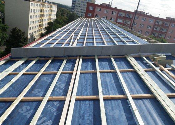 Technický dozor investora při realizaci střešní nástavby