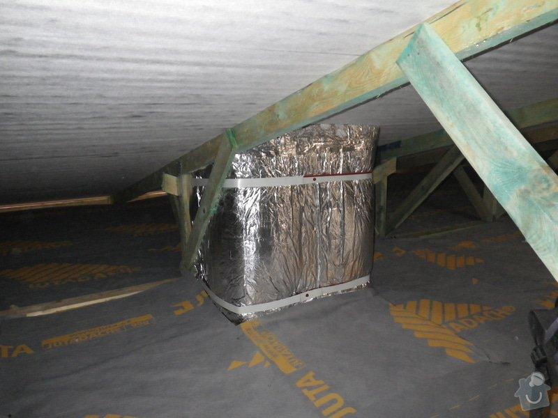 Technický dozor investora při realizaci střešní nástavby: IMGP7410