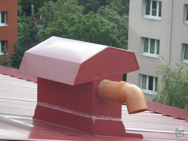Technický dozor investora při realizaci střešní nástavby: IMGP7413