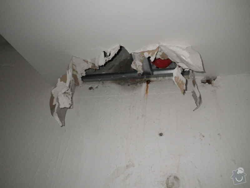 Znalecký posudek vegetační střechy nad hromadnými garážemi: IMGP6522