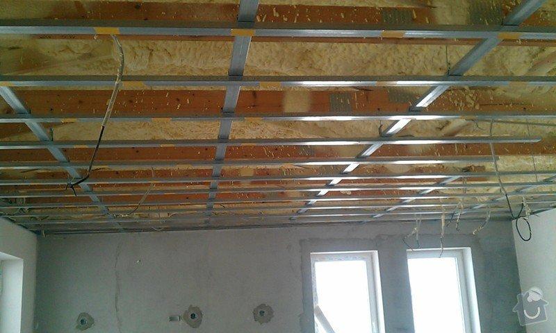 Podhled a světelné rampy v RD: IMAG0586