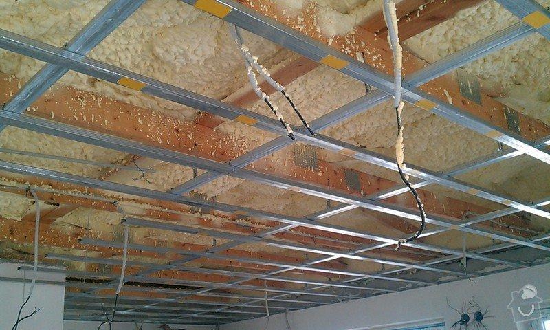 Podhled a světelné rampy v RD: IMAG0588
