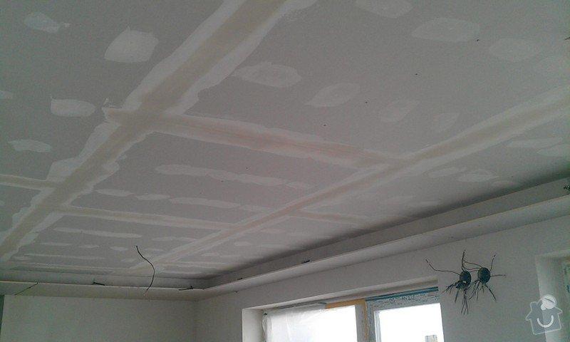 Podhled a světelné rampy v RD: IMAG0602