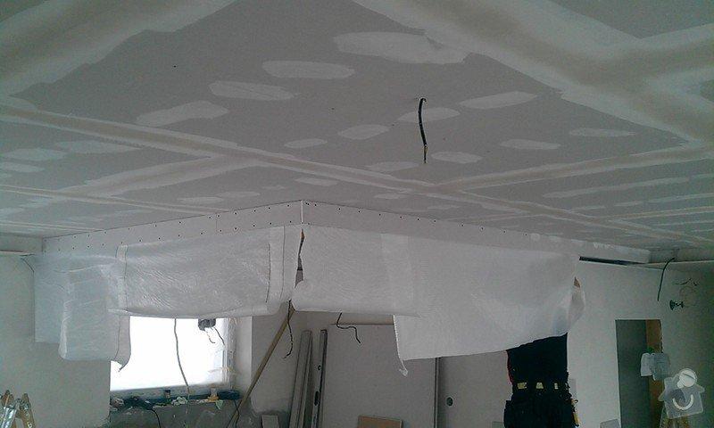 Podhled a světelné rampy v RD: IMAG0604