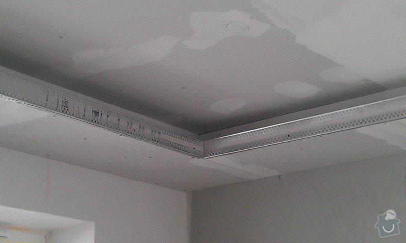 Podhled a světelné rampy v RD: IMAG0615