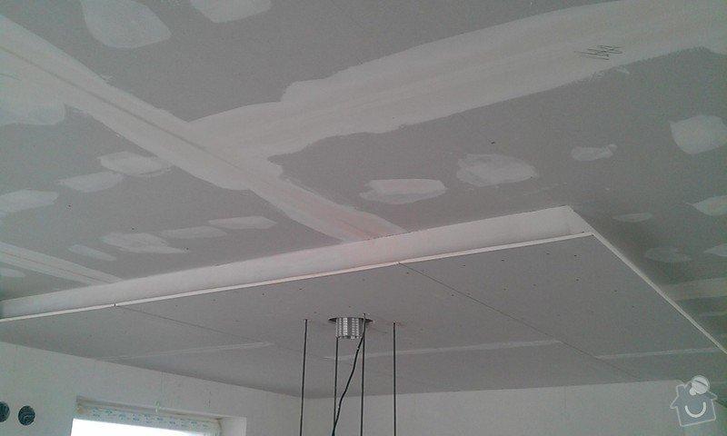 Podhled a světelné rampy v RD: IMAG0616