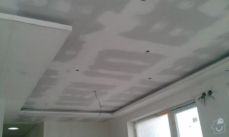 Podhled a světelné rampy v RD: IMAG0630
