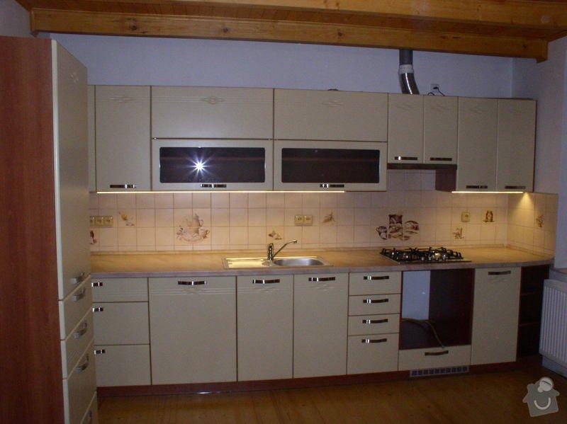 Výroba a montáž kuchyňské linky: RD_Zabcice_3_