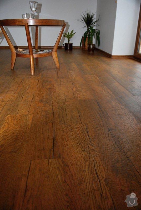 Pokládka vinylové podlahy - podlahář: DSC_0264