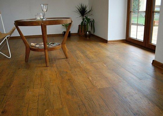 Pokládka vinylové podlahy - podlahář