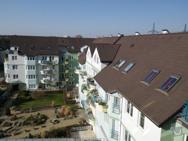 Odborné posouzení stavu střechy a technický dozor investora při provádění navržených nápravných opatření: IMGP0086