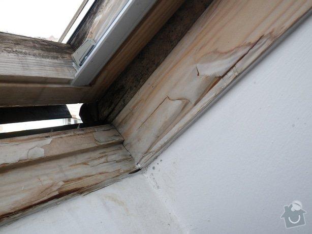 Odborné posouzení stavu střechy a technický dozor investora při provádění navržených nápravných opatření: IMGP0034