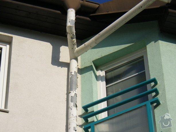 Odborné posouzení stavu střechy a technický dozor investora při provádění navržených nápravných opatření: IMGP0098