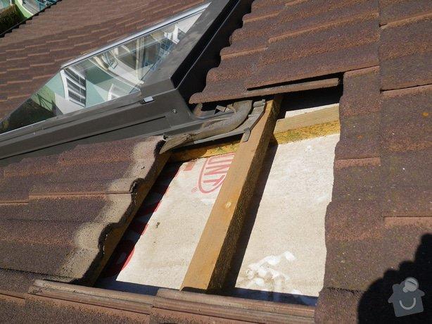Odborné posouzení stavu střechy a technický dozor investora při provádění navržených nápravných opatření: IMGP9965